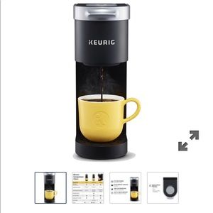 Keurig K-Mini Coffee Maker - NEW